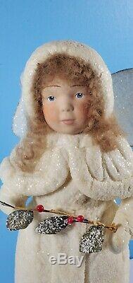 SNOW CHILDREN 14 SNOW FAIRY 9/45 Dear Dolls St. Nicholas by ELAINE ROESLE 1995