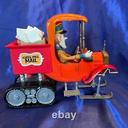 Santa Claus Is Comin' To Town North Pole Mail Truck By Memory Lane From 2004