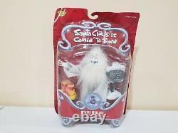 Santa Claus Is Coming To Town Memory Lane Nib (9) Figurines