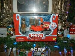 Santa Claus is Comin To Town North Pole Mail Truck CHRISTMAS NEW IN BOX
