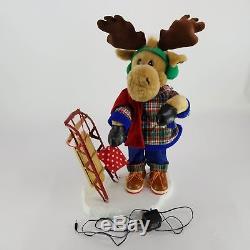 Santa's Best 24 Animated Moose (1997) See Video