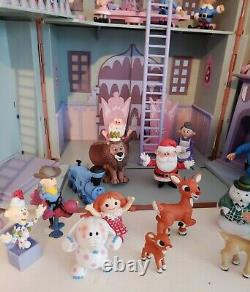 Santa's Castle Rudolph and the Island of Misfit Toys Memory Lane & Extras