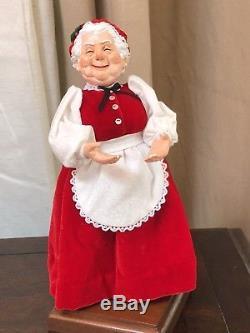 Simpich Grandma Mrs. Claus
