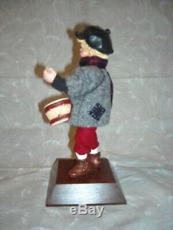Simpich Little Drummer Boy from the Caroler set, 1996