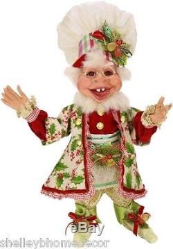 Sugar & Spice Elf 17 inch Medium Mark Roberts Christmas roch 51-52932 NEW