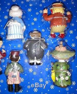 The Year Without A Santa Claus Figures. Neca Excellent 11 Piece Set Complete
