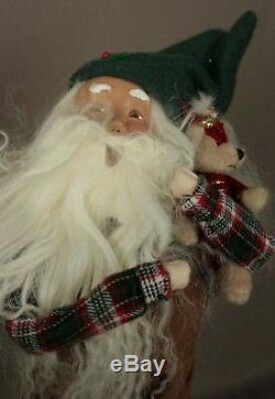 Three Christmas Caroler Dolls The Carolers Byers' Choice Ltd