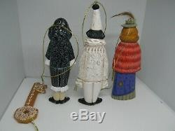 Toys / hristmas tree decorations. Wood. Hand made