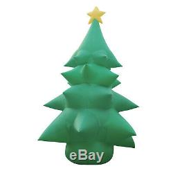 USED JUMBO 20 FT Inflatable Christmas Tree Commercial Outdoor Balloon Decoration