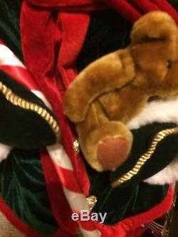 VERY RARE Santas best animated musical STORE DISPLAY ELF