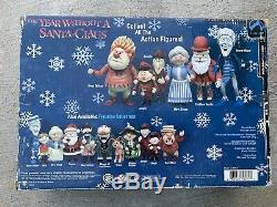 Year without a Santa Claus Suncoast Exclusives SET - Super Limited